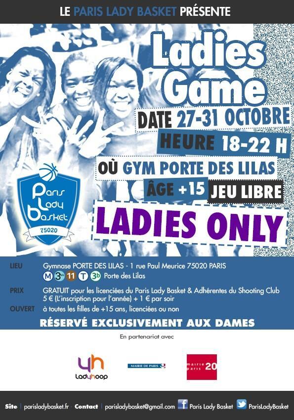ladies game PLB